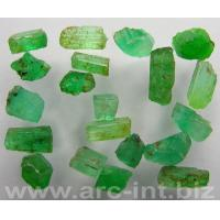 Buy cheap Emerald Facet Rough from wholesalers