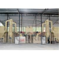 cost of wood pellet plant