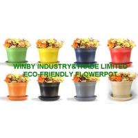 Buy cheap Biodegradable Flower Pots from wholesalers