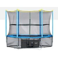 Buy cheap Big Trampoline with Safety Net and Skirt from wholesalers