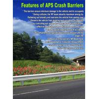 Buy cheap Metal Beam Crash Barrier from wholesalers