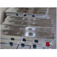 Buy cheap High quality zinc ingot 99.995% from wholesalers