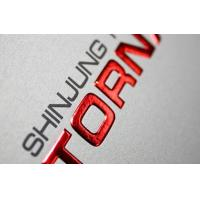 Buy cheap Embossed business cards | Debossed business cards printing from wholesalers