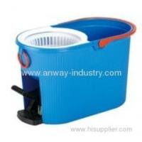 Buy cheap mop bucket wringer combo from wholesalers