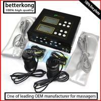 Buy cheap hydrosana dual detox spa machine with infrared belt from wholesalers