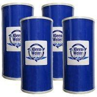 Buy cheap Four 4.5 x 10 Inch Granular Activated Carbon Water Filter Cartridges from wholesalers