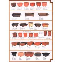 Buy cheap Yixing Zisha Bonsai Pots from wholesalers