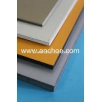 Buy cheap Anchoe Panel Alubond Aluminum Composite Panel from wholesalers