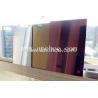 Buy cheap Anchoe Panel Mirror Alubond Aluminium Composite Panel from wholesalers