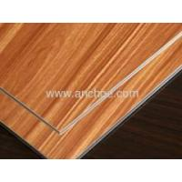Buy cheap Anchoe Panel Wooden ALUBOND Aluminium Composite Panel from wholesalers