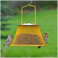 NO/NO Sunflower Basket Wild Bird Feeder