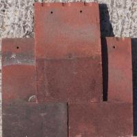Buy cheap 06. Reclaimed Sandface Machine Made Tiles - Dark from wholesalers