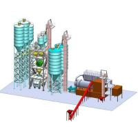 Buy cheap Ready-mixed mortar production line from wholesalers
