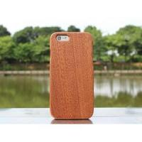 Buy cheap Walnut Wood Case Cover for Iphone 6 from wholesalers