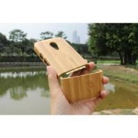 Buy cheap Motorola G2 Wood Case in Bamboo from wholesalers
