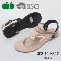 Buy cheap 2016 New Fashion Good Quality Sexy Summer Crystal Sandal from wholesalers
