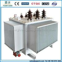 Buy cheap 11kv 1250kva oil immersed distribution transformers from wholesalers
