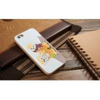 Buy cheap Cartoon Pattern Clear TPU +Pc Back Cover Skin Soft Case for Iphone 6 Plus / 6s Plus from wholesalers