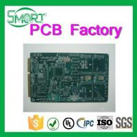 Buy cheap shenzhen Professional fr4 rogers double sided pcb from wholesalers