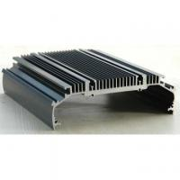 China Profile Aluminum Radiator Heat Sink on sale