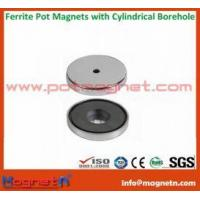Buy cheap Pot Ferrite Magnets with Hole from wholesalers