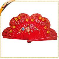 Buy cheap Hand paint wooden spanish fans from wholesalers