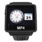 Buy cheap Bluetooth MP4 Watch 1GB With Bluetooth Headphone from wholesalers