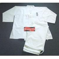 Buy cheap karate uniform from wholesalers