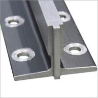 Buy cheap Elevator Machined Guide Rail from wholesalers