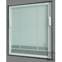 Buy cheap double glazed venetian blinds magenetic control from wholesalers