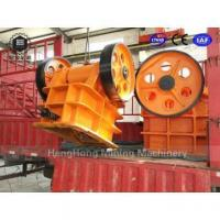 Buy cheap Quartz Used Small Jaw Crusher For Sale from wholesalers