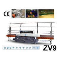 Buy cheap ZV9 9 Spindles Glass Edging Machine from wholesalers