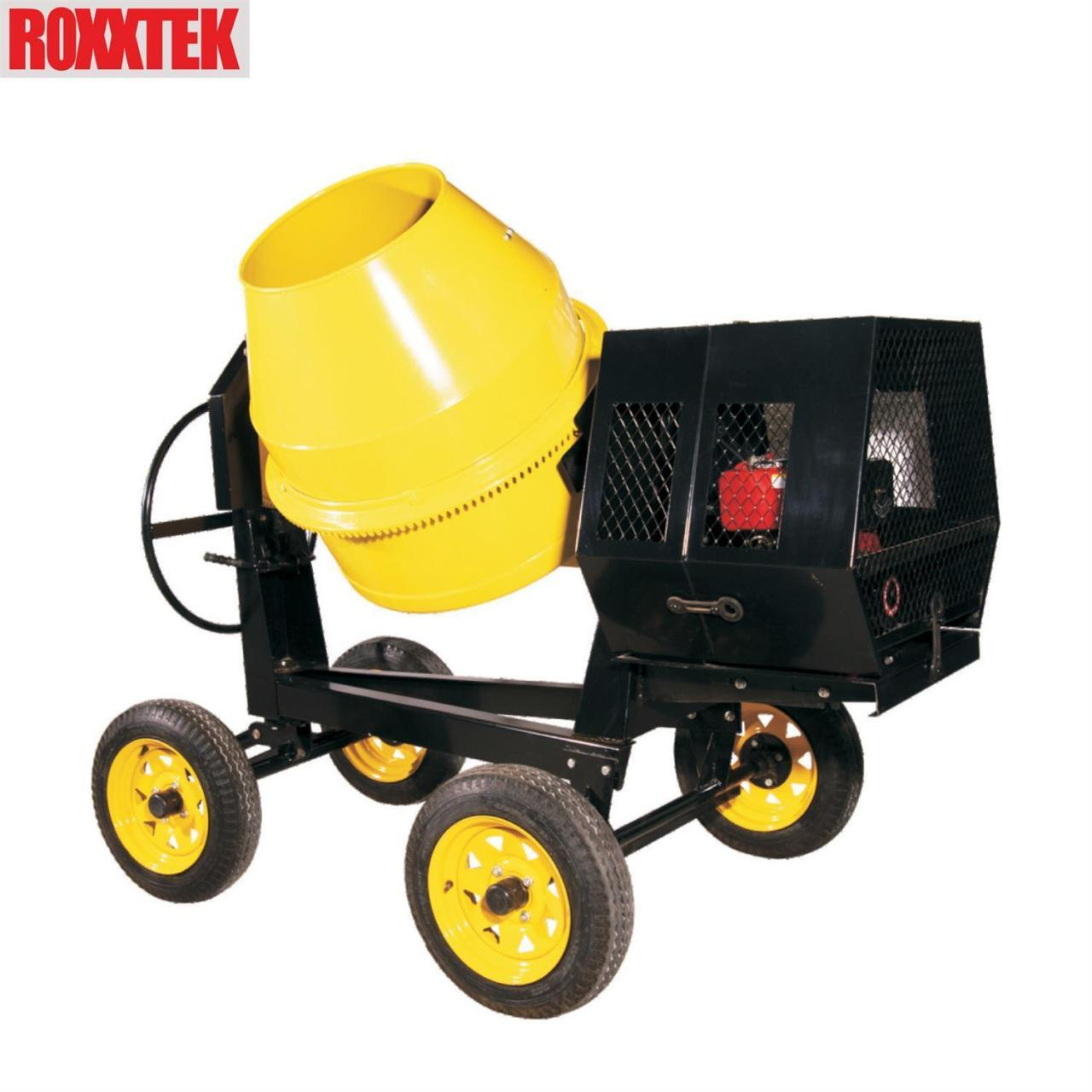 Buy cheap TCM350 Petrol/Die Engine Cement Mixer 260L/300L/350L from wholesalers