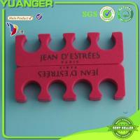 Buy cheap Custom Shape Lovely EVA Foam Toe Finger Separators from wholesalers