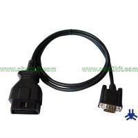 Buy cheap OBD2 Male to DB9 Male Cable P/N:ZT-B-042 from wholesalers