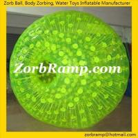 Buy cheap CZ04 Inflatable Zorb Ball from wholesalers