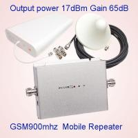 Buy cheap 15dBm 900MHz GSM Home Use Mini Signal Booster AGC ALC from wholesalers