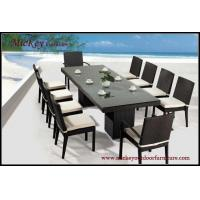 Buy cheap Outdoor dinning set for 10 people from wholesalers