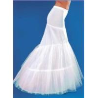 Buy cheap Bridal Accessories fishtail wedding dress petticoat crinoline 2T wedding veils from wholesalers