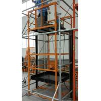 Buy cheap Man Basket (for Elevator Guide Rail Installation) from wholesalers