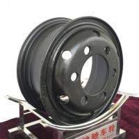 Buy cheap 16 inch steel wheel rim for light truck from wholesalers
