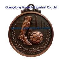 Buy cheap Football Medal Item:medal-0002 from wholesalers