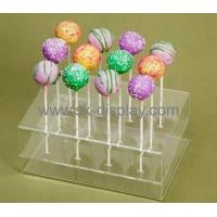 Buy cheap Clear acrylic display stand for lollipops FD-045 from wholesalers