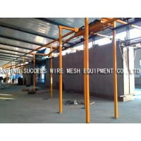 Buy cheap PVC Fence Mesh Coated Production Line from wholesalers
