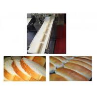 Buy cheap Double Hamburger Rollers Bread Machine Capacity 10000 pcs SGS from wholesalers