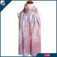 Buy cheap Modal Silk Print Scarf from wholesalers