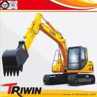 Buy cheap Mini excavating machinery XGMA brand small excavator XG815EL from wholesalers