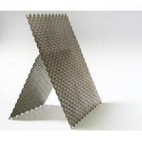 Buy cheap MMO Coated titanium mesh anode for electrolysis from wholesalers