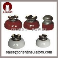 Buy cheap Porcelain insulators value from wholesalers
