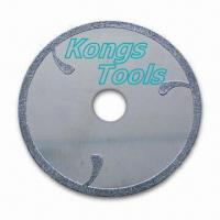 Buy cheap Saw blade: Tile cutting diamond blade with protection from wholesalers